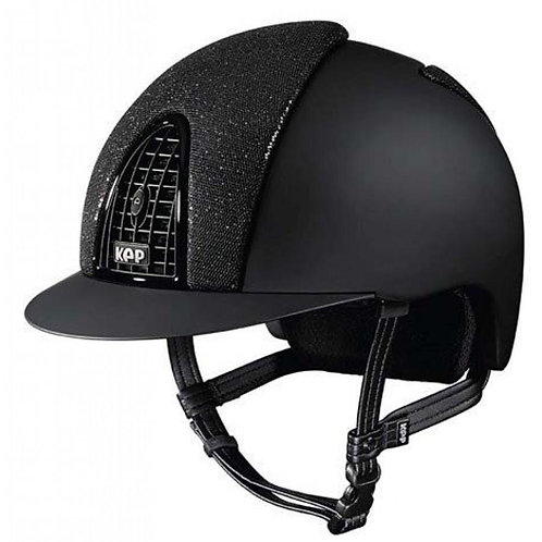 KEP Cromo T glitter safety riding hat