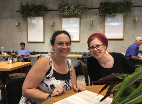 Fairwell to Liza July 2017