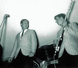 Bill Humphrey and Vito