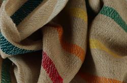 handmade scarf from Mussoorie