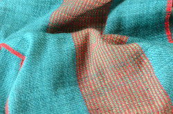 hand woven scarf made in Mussoorie