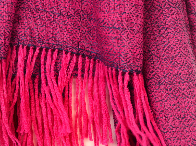 Stoles made in Mussoorie