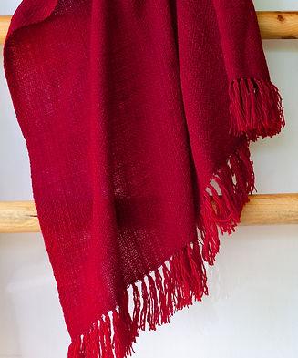 woollen shawl for women natural dye madd