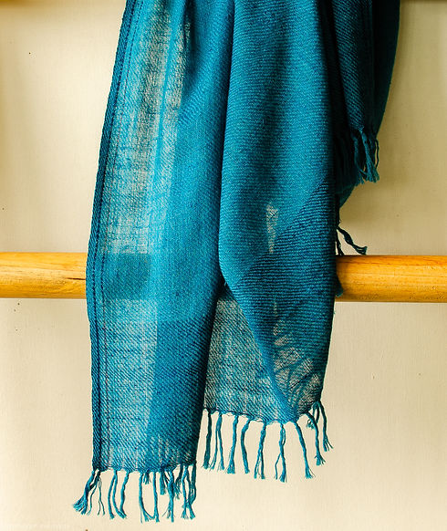pashmina shawls for women natural dye te