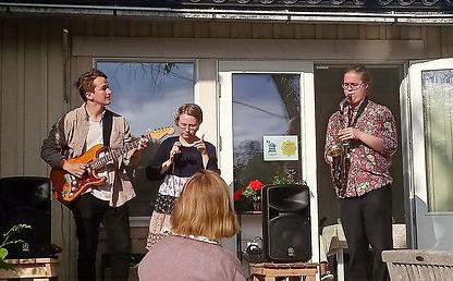 Summer Concert at Pikkurastas Terrace
