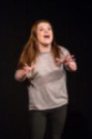 Erin Welch in The Durham Showcase 2017