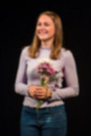 Sophie Allen in The Durham Showcase 2017