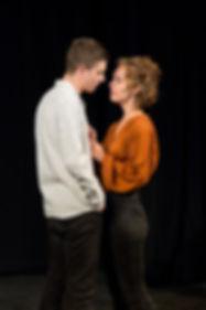 George Rexstrew and Annie Davison in The Durham Showcase 2017