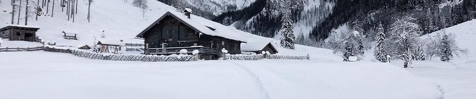 Schneeschuh Tour individuell geführt