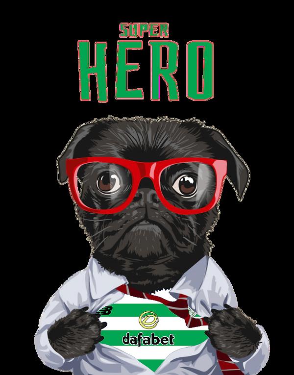 SUPER HERO PUG - CELTIC.png