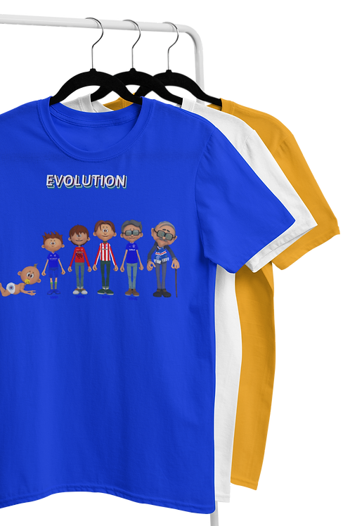 EVOLUTION T-SHIRT : TEAMS - A - RO