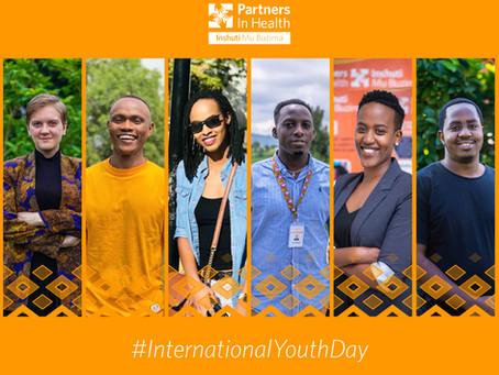 Celebrating Youth PIHers