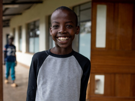 The Story of Mupenzi, A 15-year-old Fighting Cancer