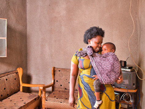 Celebrating our Carers of Children with Disabilities in Rwanda