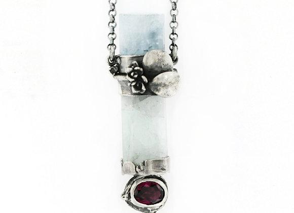 Amuleto Aguamarina II