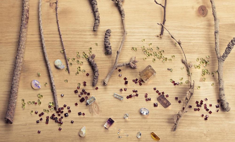 Patricio Minconi· Joyeria Inspirada en la Naturaleza