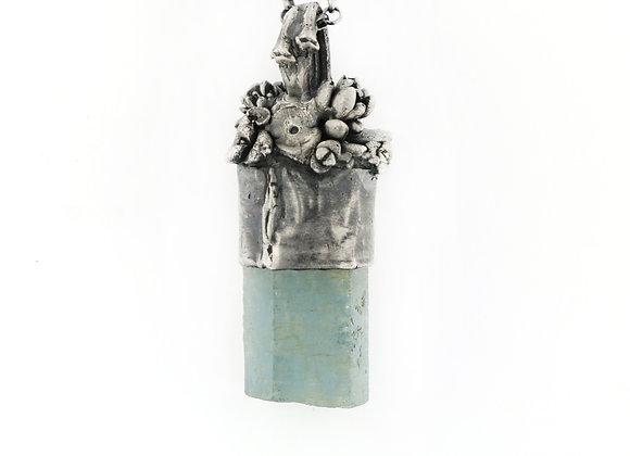 Amuleto Aguamarina I