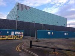 Northwich new Leisure centre
