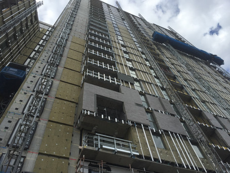 Manchester City Centre Tower Blocks coming along. 11500m2 to be Injection Pointed.