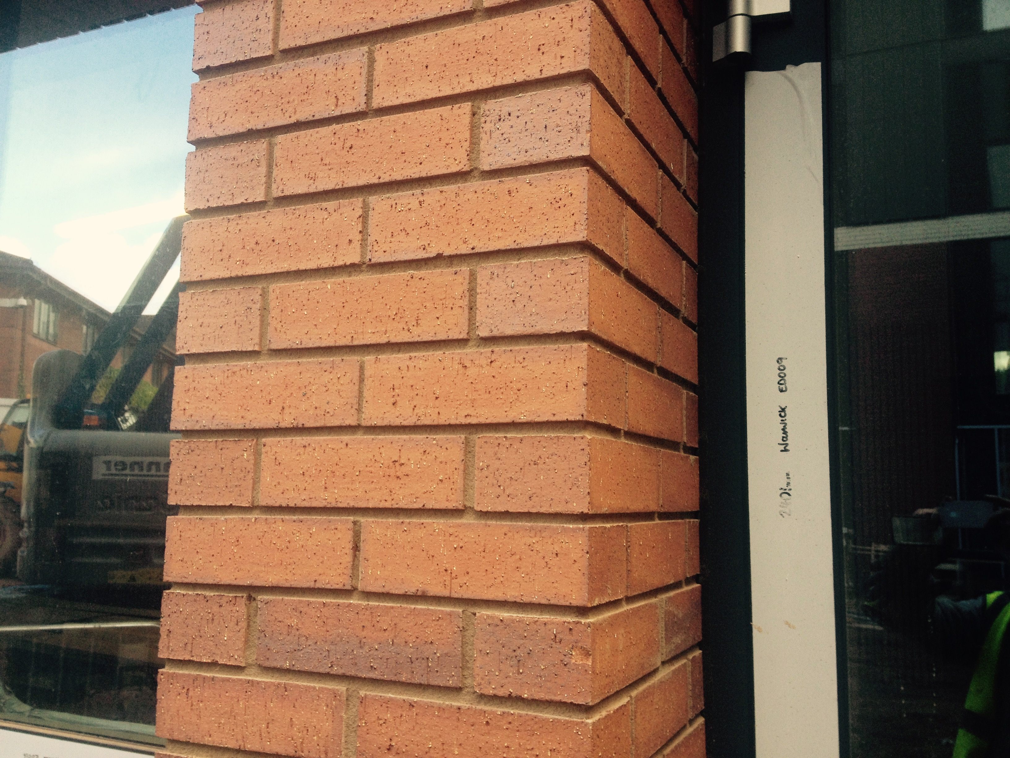 Brick Slip Pointing