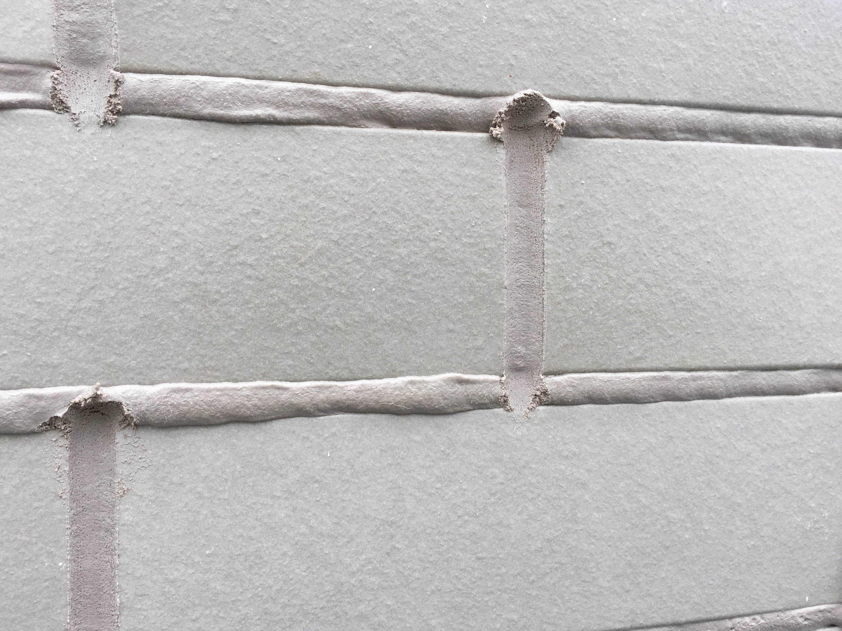 Corium Injection Pointing with Parex Mortar