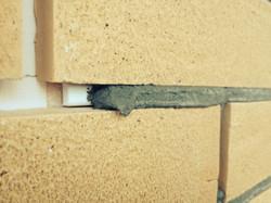 Euro brickslip injection pointing