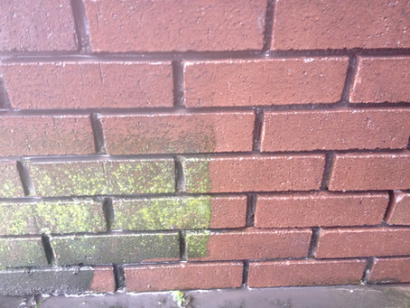 Brick Cleaning by www.tpspointing.com