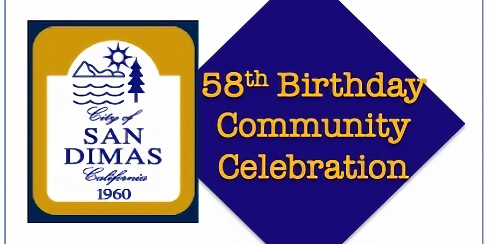 San Dimas' 59th Birthday Celebration