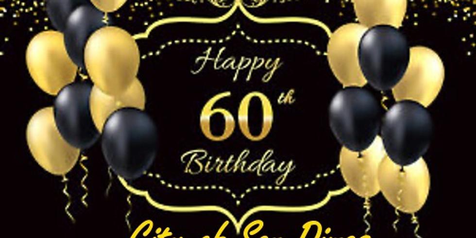 City of San Dimas 60th Birthday Celebration