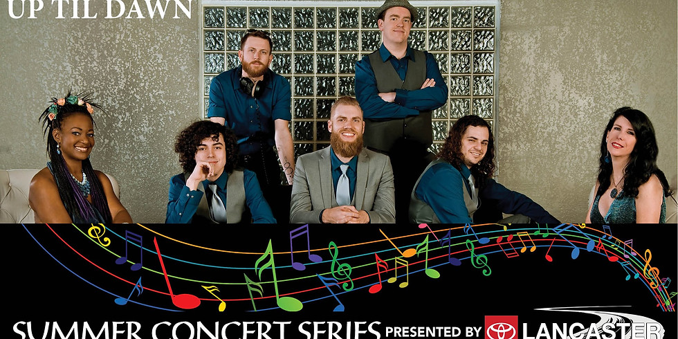 Toyota Concert Series on the BLVD