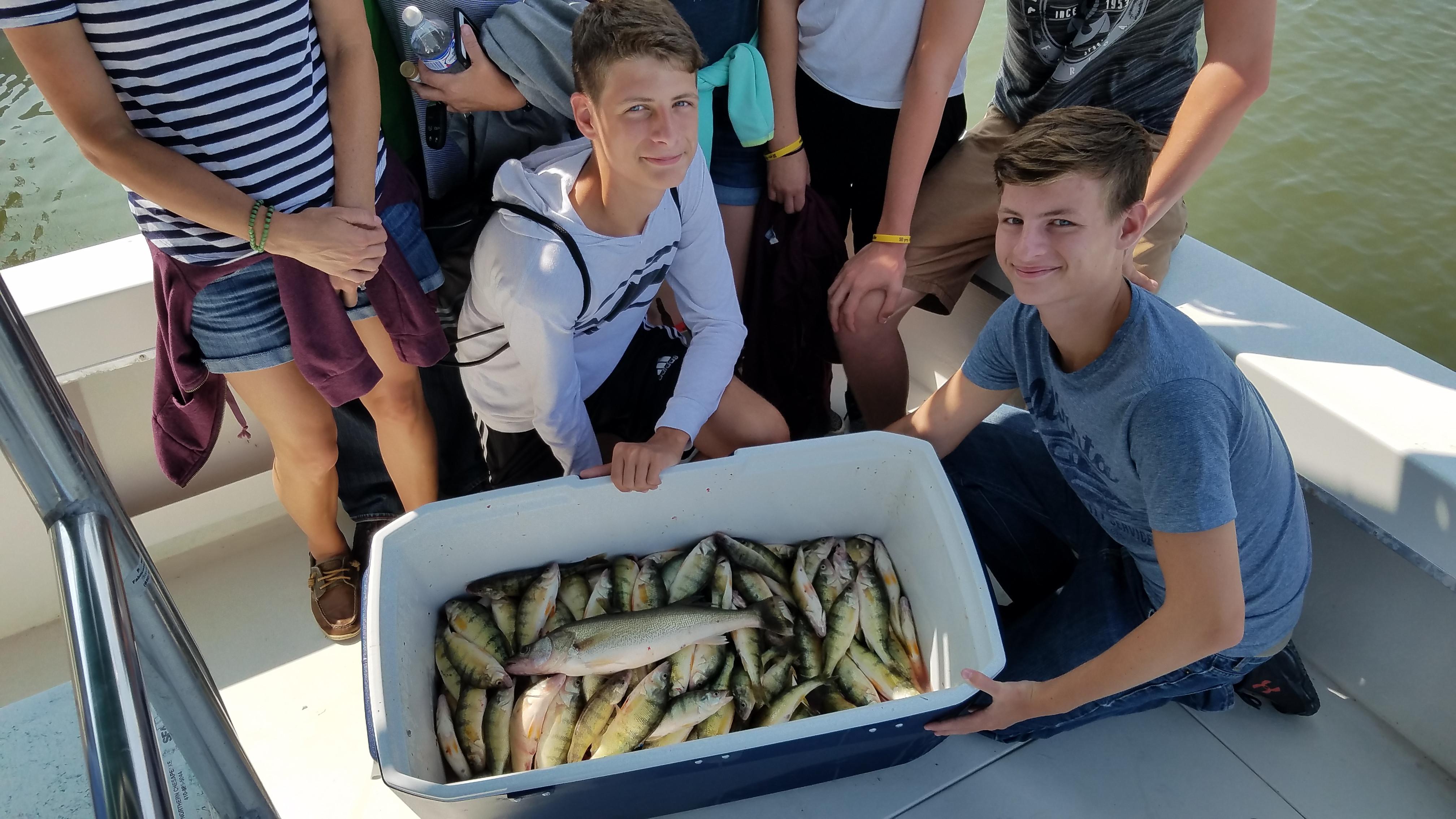 Book a Standard Fishing Charter