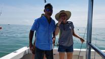 Perch Fishing Trip