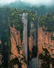 Zhangjiajie Elevator