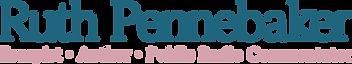 Ruth Pennebaker - Final Logo Color - Tag