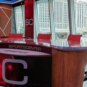ESPN Broadcast Studio