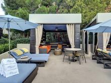Cabana at Aria - Pool Deck
