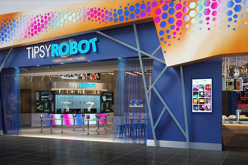 Tipsy Robot Bar