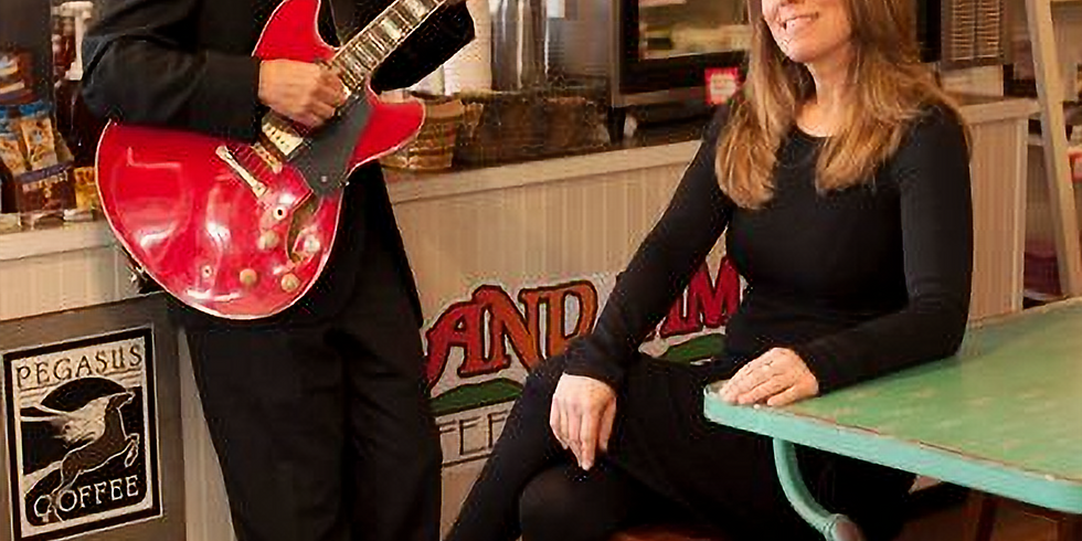 Live music with Jenny Davis and Chuck Easton at Eleven Winery