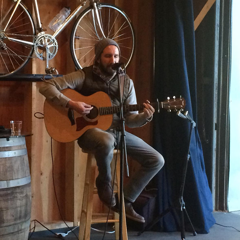 Live music with Steven Nagle at Eleven Winery