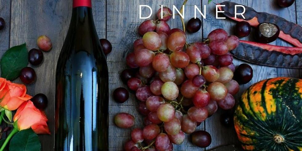 Early Harvest Dinner