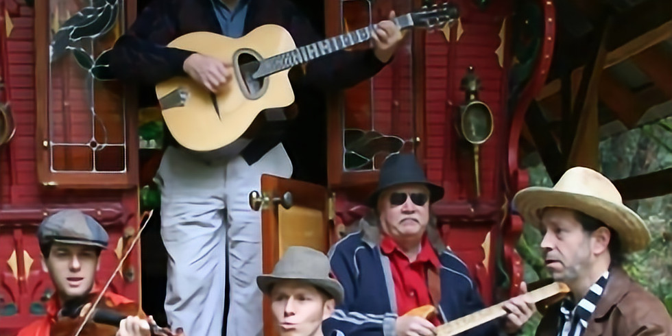 """Live music with Ranger and the """"Re-Arrangers"""""""