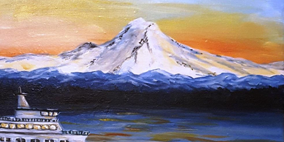 Sip & Paint: Ferry Crossing