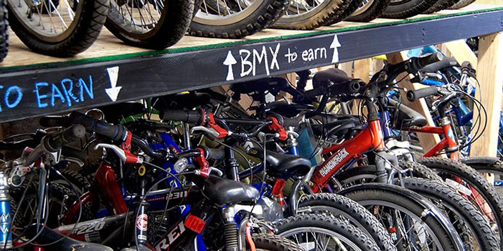 Sunday FUNDday: Bike Works