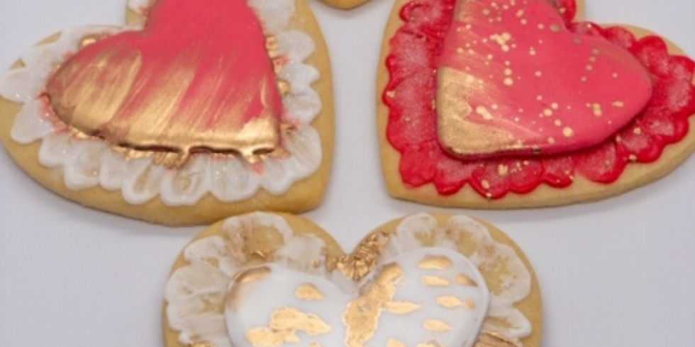 Cookie Decorating Class - Valentine's Day
