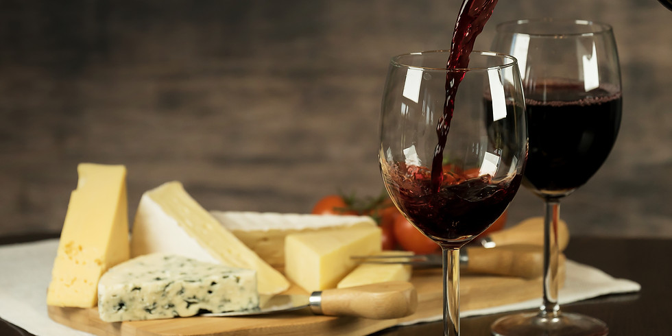 Wine on the Rock: Wine & Cheese (1)