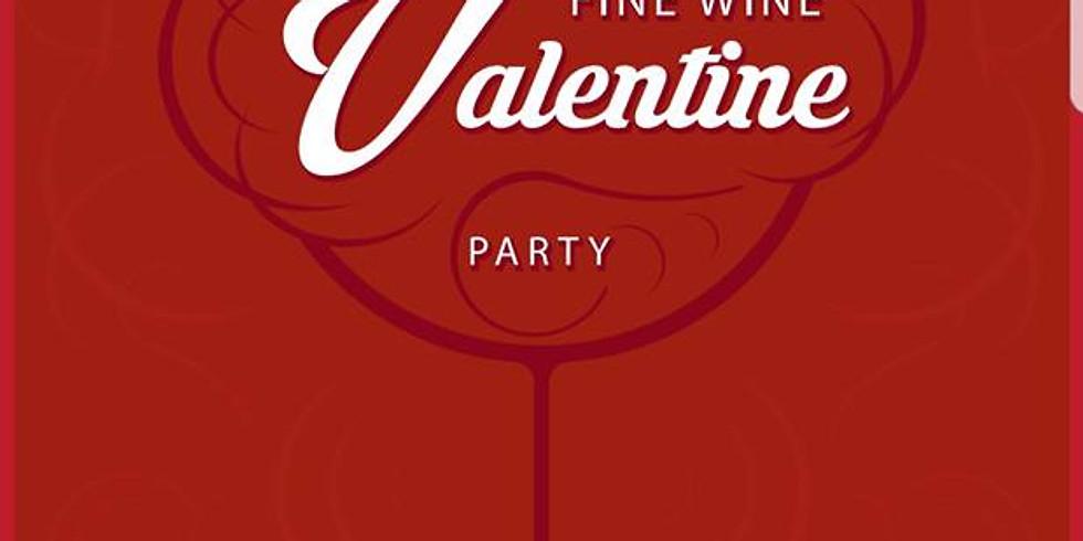 Mighty Fine Wine Valentine's Party