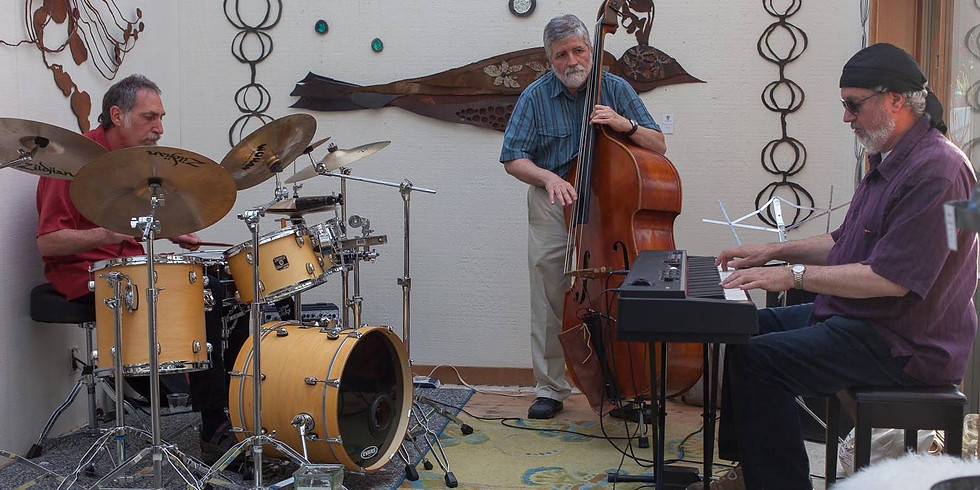 Live music with Redshift at Eleven Winery