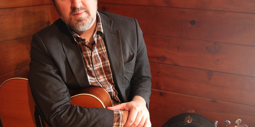 Live music with Andrew Norsworthy