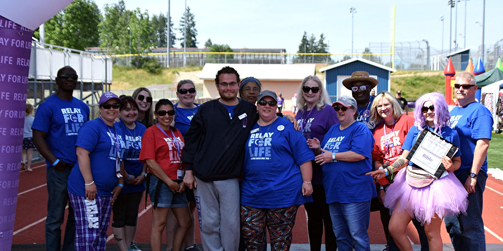 Sunday FUNDday   Kitsap Relay for Life