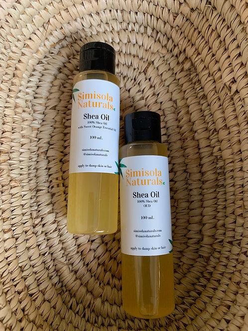 PRE-ORDER: Shea Oil (4oz)